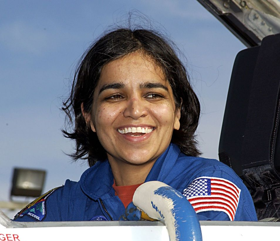 kalpana chawla in space Kalpana chawla was an indian-born american astronaut and space shuttle mission specialist a girl who had always dreamt of the moon and the stars had.