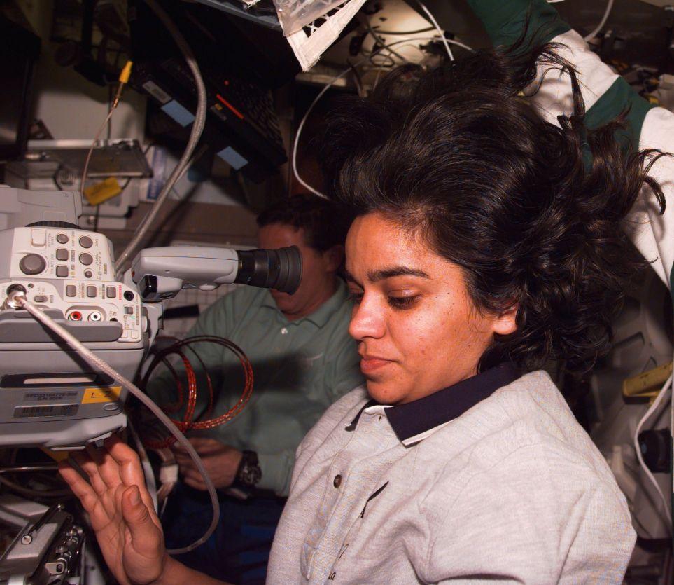 spacecraft kalpana chawla - photo #2