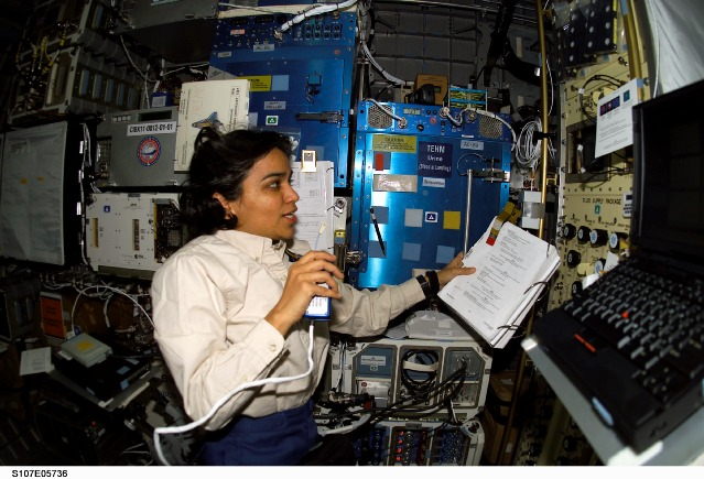 spacecraft kalpana chawla - photo #6
