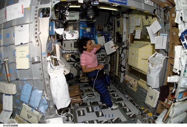 spacecraft kalpana chawla - photo #11